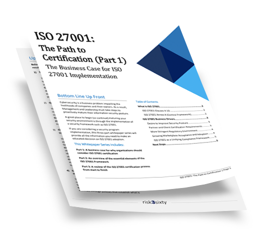 ISO 27001 Implementation Whitepapers
