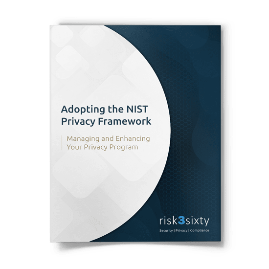 NIST Privacy Framework Whitepaper