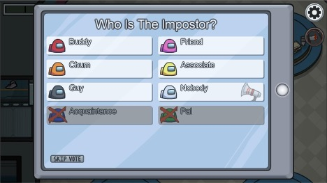 Who is the Imposter