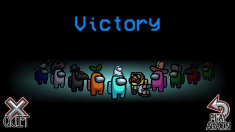 Victory Among Us