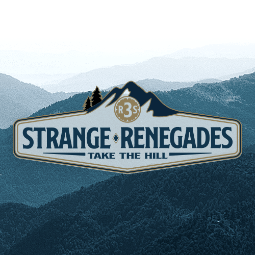 Strange Renegade Blog
