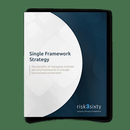 Single Framework Strategy Whitepaper